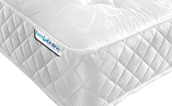 BEDZONLINE Double Mattress Memory Foam Mattress