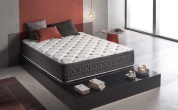 SIMPUR RELAX - Luxury Soothing 11-Zone Memory Foam Mattress