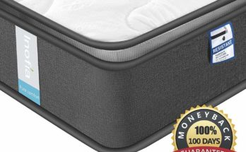 Inofia Double Mattress with Memory Foam