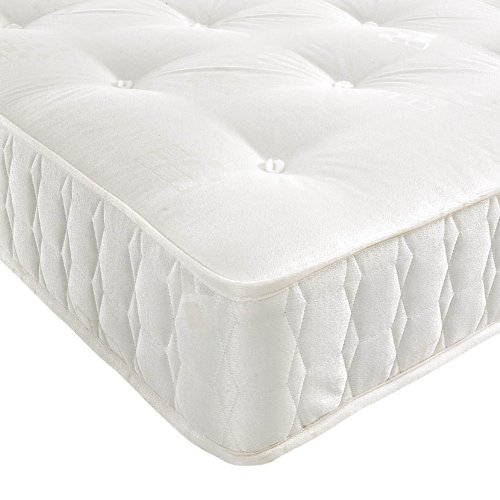 bedzonline POCKET SPRING MATTRESS - 2FT6/3FT/4FT/4FT6/5FT/6FT SINGLE DOUBLE KING SIZE (4FT6 DOUBLE)
