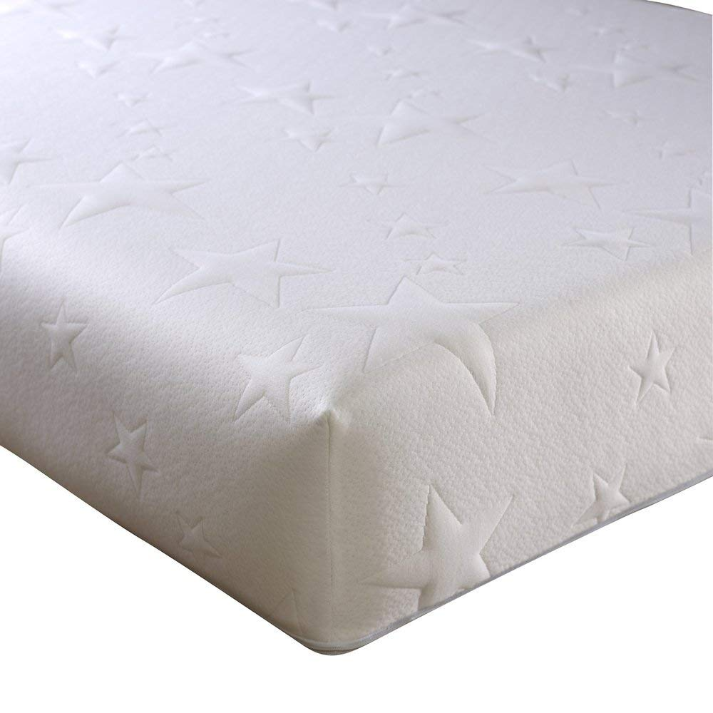 Happy Beds Ocean Gel Pocket 2000 LayGel Memory Foam Pocket Sprung Cool Mattress – Double