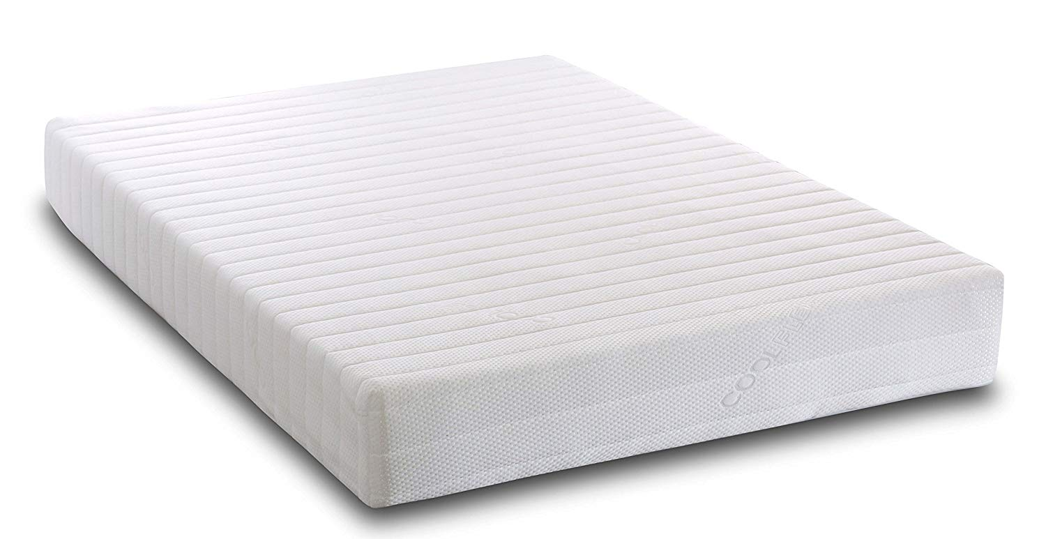 Visco Therapy Luxury Majestic Pocket 1000 Sprung Julia Rolled Mattress – Single