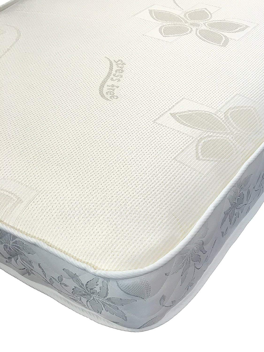 eXtreme Comfort UK ltd 3ft 190 x 90 x 17 (CM) Budget Memory Spring Mattress FBR1106 Single