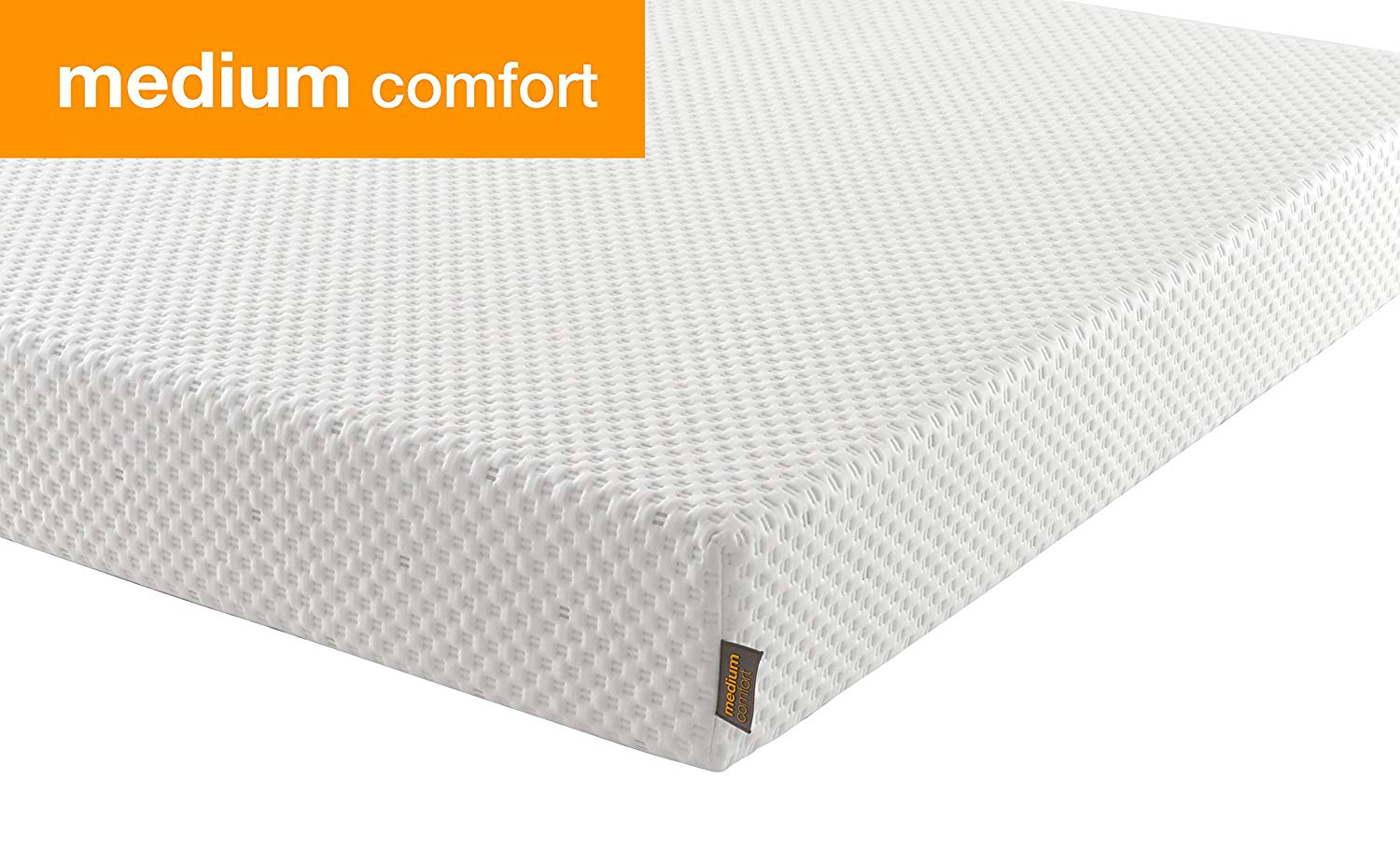 Silentnight Studio | Premium Memory Foam | Cooling Effect | Bed in a Box | Made in the UK | Medium | Double
