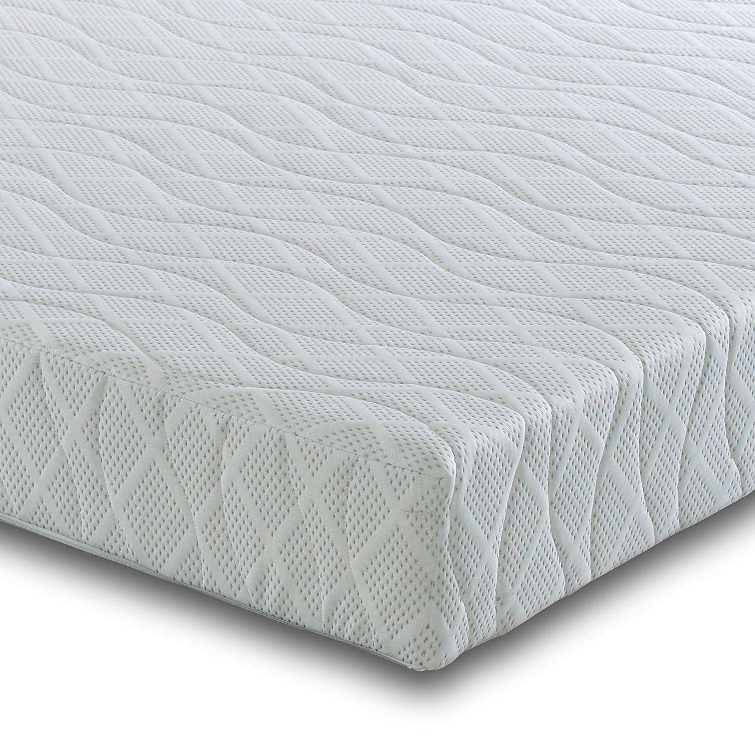 Visco Therapy Orthopaedic Firm Reflex Foam 1500 Rolled Mattress, Small Single