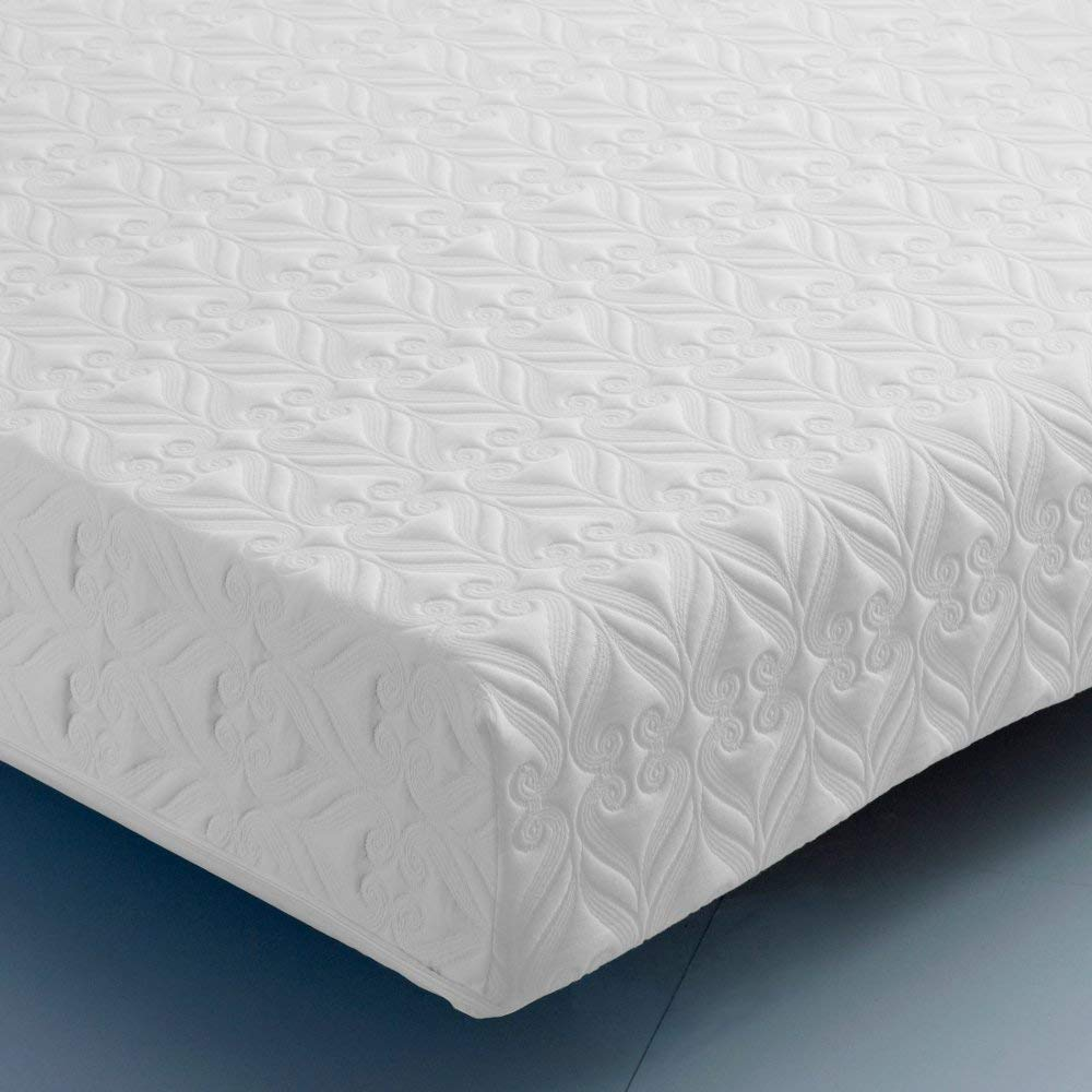 Happy Beds Comfort 3000 Orthopaedic Pocket Sprung Reflex Foam Mattress – Double