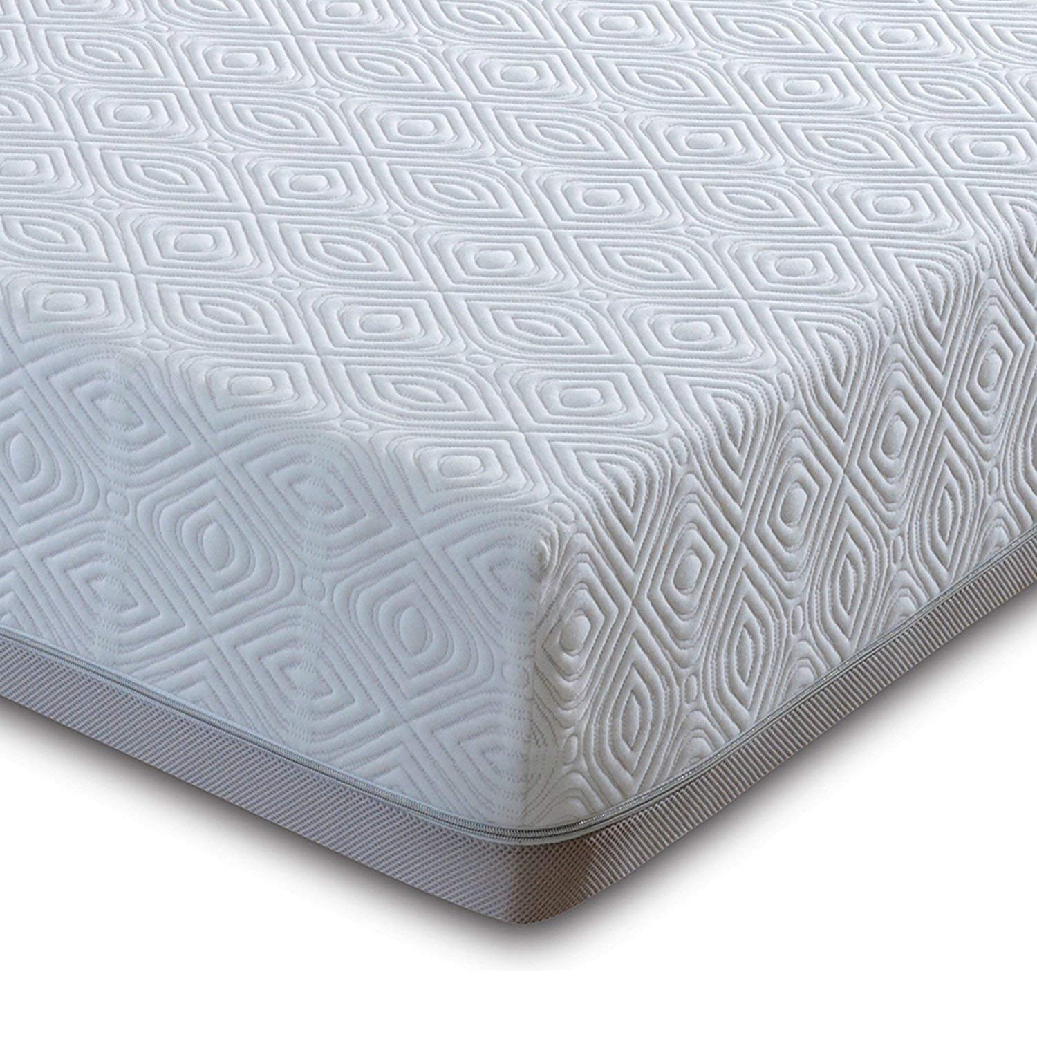 Nytex HYBRID Memory Foam Mattress, King Size 5ft, 60 Night Trial, Made in the UK