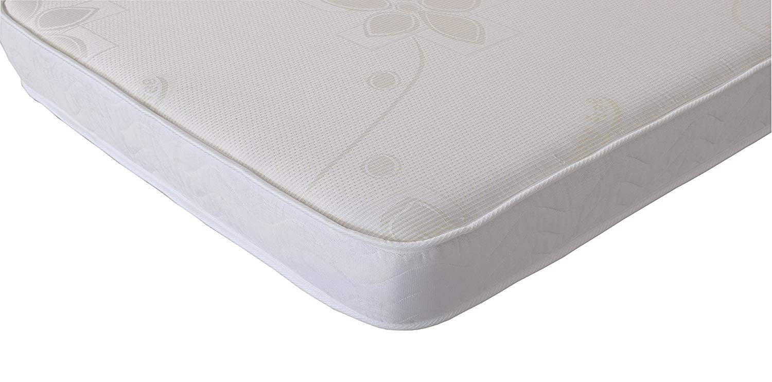 eXtreme Comfort UK ltd 2ft6 Small single mattress, orthopaedic reflex foam, 5