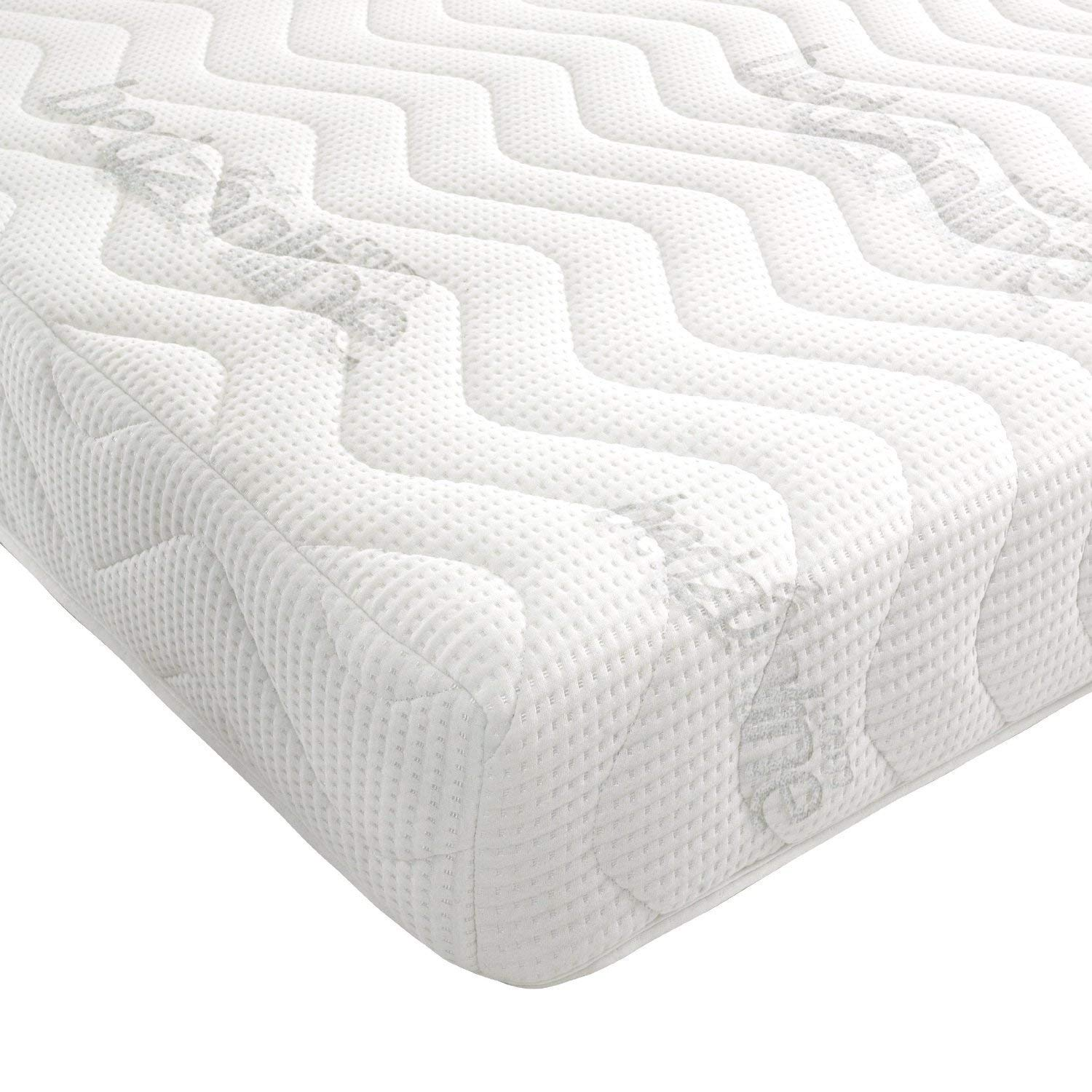bedzonline European Size Double 200x140cm Memory Foam Mattress - All standard